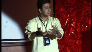 Transforming India's politics -- Can young India do it?: Tejasvi Surya at TEDxPESITBSC