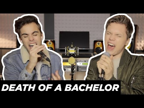 Death Of A Bachelor - Panic At The Disco Cover - Roomie & Rolluphills