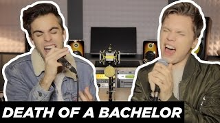 Death Of A Bachelor - Panic! At The Disco (Cover) - Roomie & Rolluphills