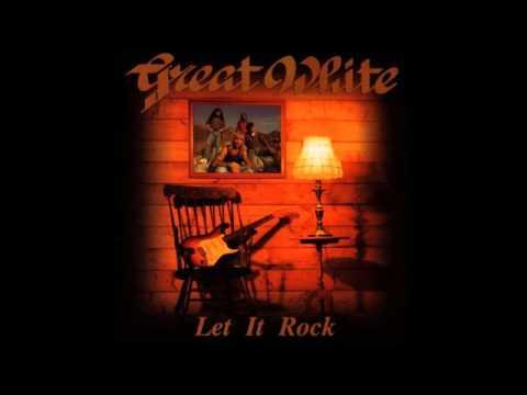 Great White - Let It Rock (Full Album)