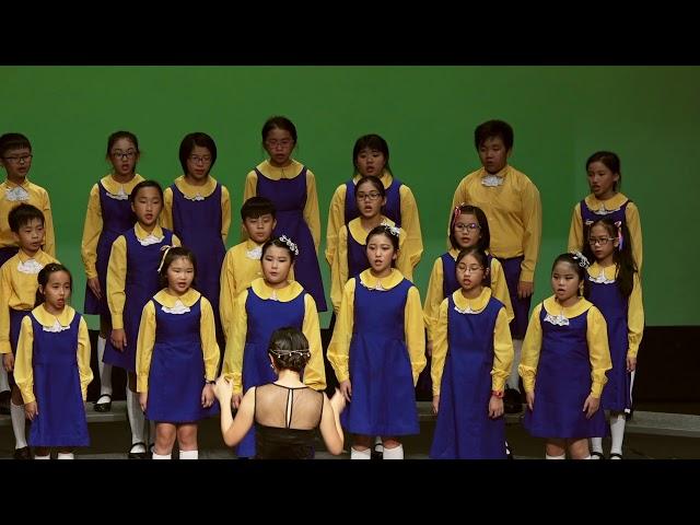合唱  中班團員 《Cheap Thrill》 (南區少年兒童合唱團)
