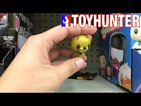 Toy Hunting for Funko Dorbz Chases at Walmart!