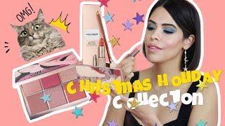 🎉 Probando la colección de Navidad de Laura Mercier || Ana Ortiz TV