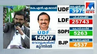 UDF candidate Khader's lead crosses 14289 -mark The official YouTub...