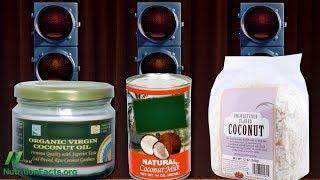Je kokosový tuk zdravý?