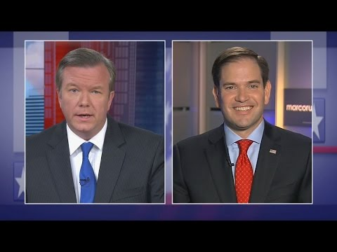 Full interview: Marco Rubio talks Super Tuesday