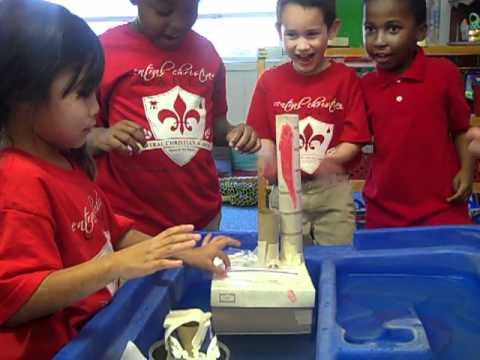 Kindergarten STEM lesson