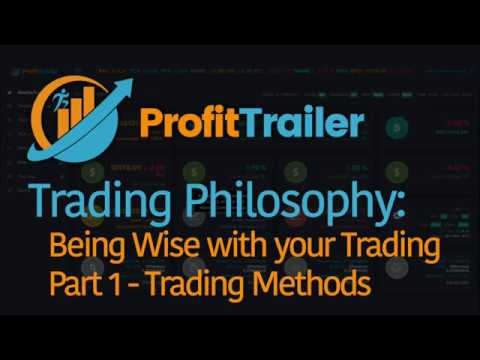 ProfitTrailer Trading Philosophy Pt 1 | Wise Trading | CryptoCurrency Trading Bot