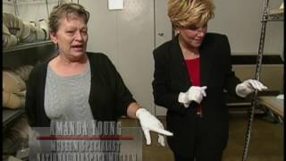 Joan Lunden Behind Closed Doors: Smithsonian Museum