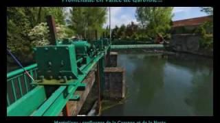 La Garonne à Montréjeau (31)
