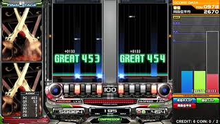 "[IIDX 25 DP] Life Is A Game ft.DD""ナカタ""Metal DPA"
