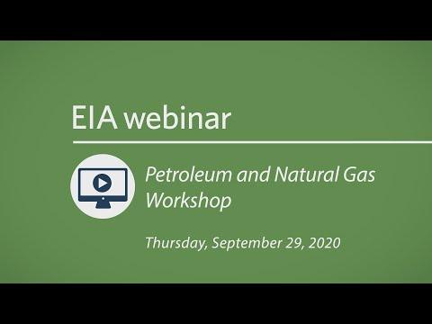 Petroleum and Natural Gas Workshop Webinar