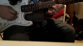 Guitar Solo Cover - Damned If I Do (Alan Parsons Project)
