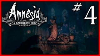 PIG ALTAR?! - Amnesia: A Machine For Pigs Walkthrough - Part 4
