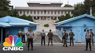 A Look Inside Korea's Demilitarized Zone | CNBC