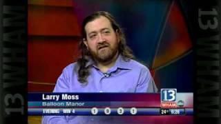 Norma Holland Interviews Larry Moss