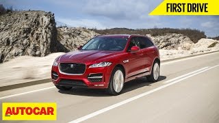Jaguar F-Pace | First Drive | Autocar India