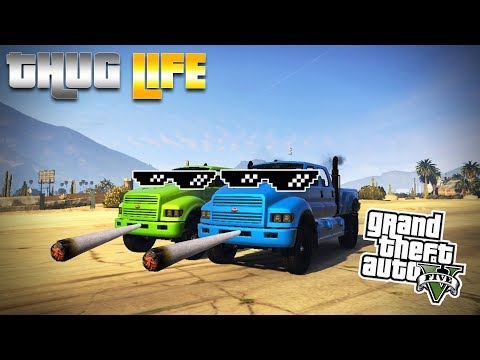 GTA 5 Thug Life #17 Funny Moments (GTA 5 FAILS AND WINS)