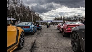 Russian Weekend Drags 29.04.18