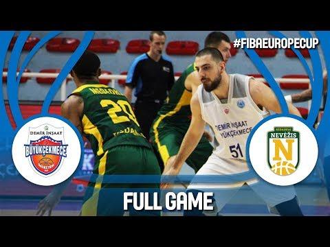LIVE🔴 - Demir Insaat (TUR) v BC Nevezis (LTU) - FIBA Europe Cup 2017-18