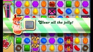 Candy Crush Saga Level 898 walkthrough (no boosters)