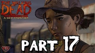 """The Walking Dead Season 3 A New Frontier Episode 5 """"From The Gallows"""" Part 17 PC Walkthrough"""