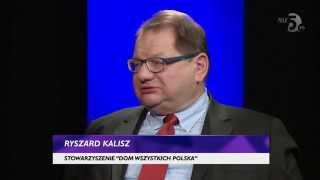 """Janusz Korwin-Mikke kontra Ryszard KALISZ w """"Bez pardonu"""" Tele 5, odcinek 3"""