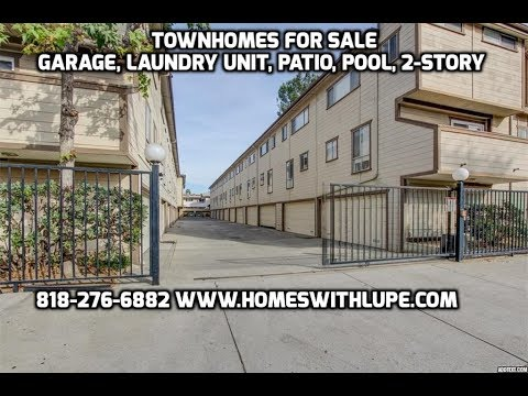 TOWNHOME FOR SALE  San Fernando valley - en venta se vende