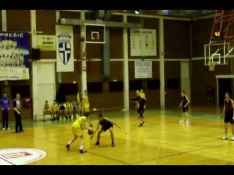 KK Fortuna - KK Krapina 52-59 (kadeti) 12.01.2013 -  2.poluvrijeme