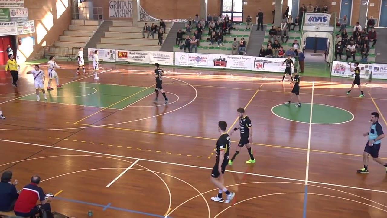 Serie A1M [Play-Off 6^]: Bologna - Pressano 19-26