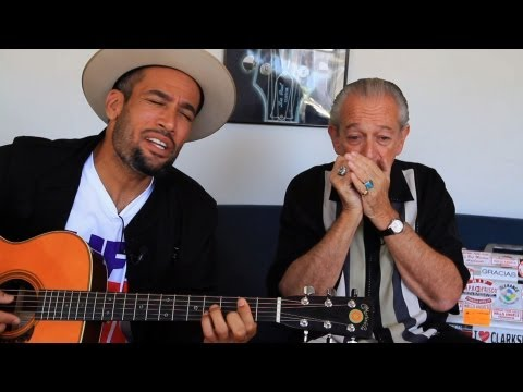 Ben Harper and Charlie Musselwhite Perform 'You Found Another Lover (I Lost Another Friend)'