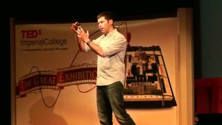 Designing For the Real World: Michael Korn at TEDxImperialCollege