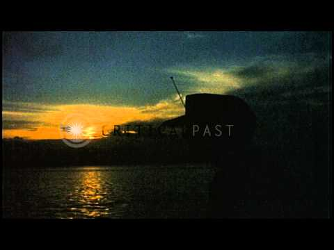 An Army Marine Pilot working at Cam Ranh Bay in Khanh Hoa, Vietnam. HD Stock Footage