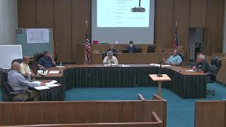 Swain County Commissioners Regular Session June 11, 2020