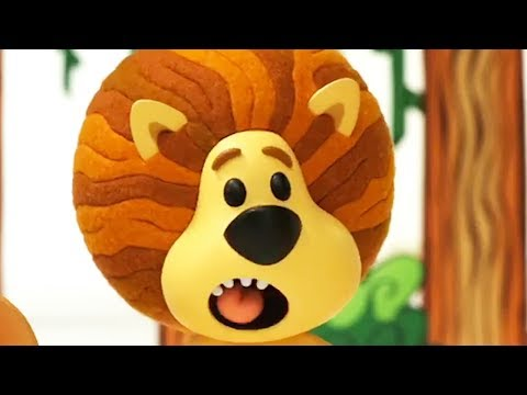 Raa Raa The Noisy Lion Official | A Time To Be Quiet, A Time To Be Loud | Season 1 Full Episodes