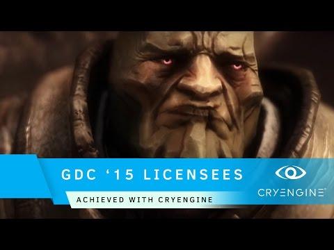 CRYENGINE | Licensee Showcase Trailer | GDC 2015