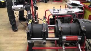 видео Сварка труб встык: технология и оборудование