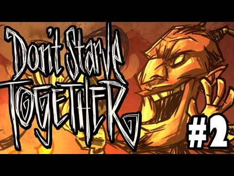 Don't Starve Together – HALLOWED NIGHTS (with Viewers) – Part 2