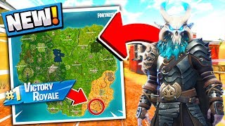 BEST PLACE TO LAND in Fortnite SEASON 5