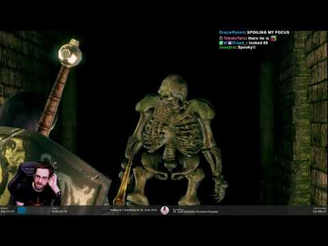Dark Souls Remastered 1st Playthrough (Pt. 2)