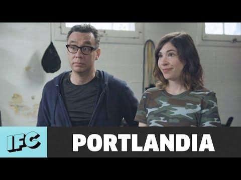 Fred & Carrie Get a Trainer ft. Tessa Thompson  Portlandia  Season 8