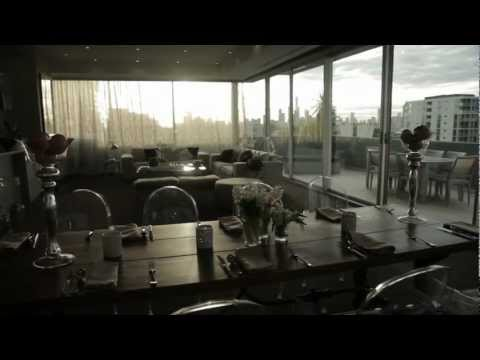 John Olsen Penthouse - The Olsen - Luxury Boutique Melbourne Accommodation