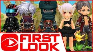 Luna Online Reborn - Gameplay First Look