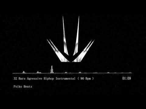 32 Bars Agressive / Soft Trap Hiphop Instrumental ( 90 Bpm ) ( Free Beat )