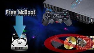 TUTO PS2 Free McBoot sur Disque dur