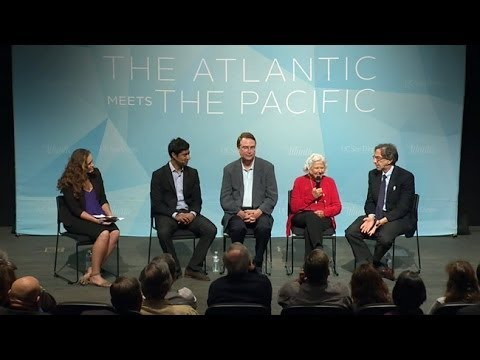 Living Longer Living Smarter: Innovations in Longevity Research — Atlantic Meets the Pacific 2013