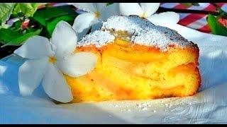 Заливной апельсиновый пирог