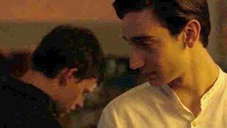 「推し」の美形男子が続々!主人公が不思議な魅力の青年と恋に落ちる瞬間/映画『ある少年の告白』本編映像