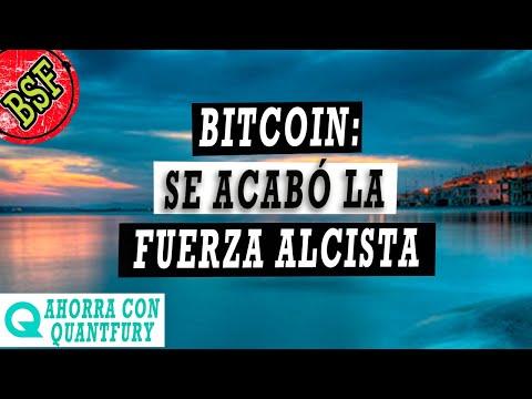Bitcoin: Tendencia En Un Hilo? Crisis Mundial Ataca Hasta A BTC