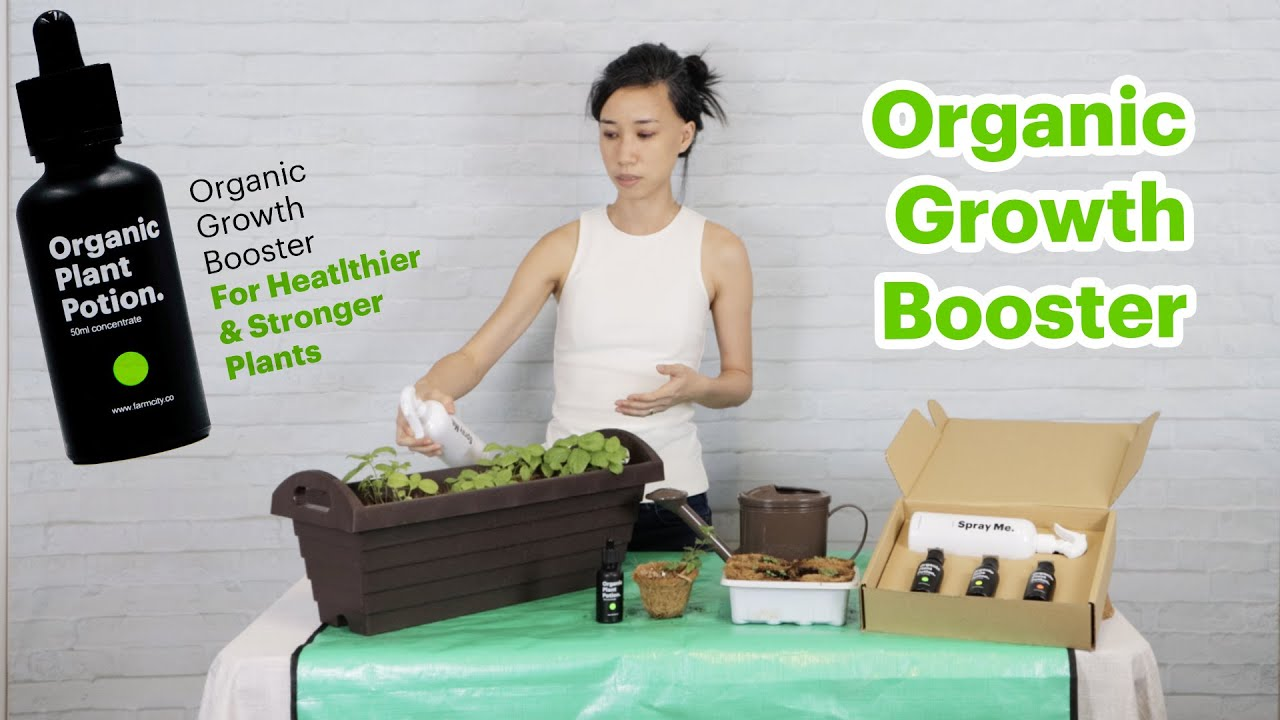 Organic Growth Booster